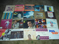 "Jazz / Dance band Vinyl LPs - £1 each - also 45s & 10"" EPs records"