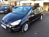 FORD S MAX 2.0 TDCI, 7 SEATER, 2011, 85,000 MILES **DRIVE THIS AWAY FROM £45 PER WEEK**