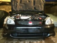 Honda civic type R 2003