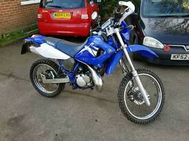 Yamaha Dt125R DT 125 RE 2006 Electric start model