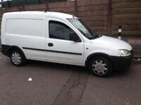 2008 57reg Vauxhall Combo 1.3 Cdti Crew Cab 5 Seater Van
