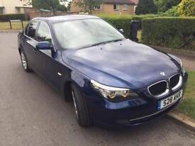BMW 520d SE 2008 4 door saloon Immaculate Condition