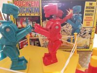 Rock'em Sock'em Robots The Original Fighting Robots (2008)