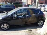 Peugeot, 208, Hatchback, 2014, Manual, 1560 (cc), 5 doors