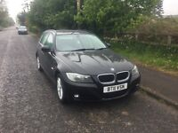 2011 BMW 318 2,0 DIESEL ESTATE 57'000 MILES F.S.H ONLY £30 ROAD TAX FOR THE YEAR