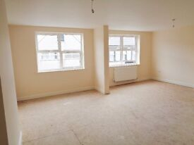 3 Bedroom Flat with parking. Newly finished to high spec