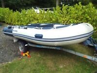 Inflatable boat   Boats, Kayaks & Jet Skis for Sale - Gumtree