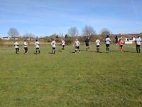 Men's Saturday Football Team Trials