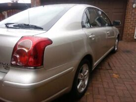 2006 2.2 d4d Avensis well maintained reliable must see bargain