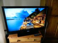 Toshiba 42 inch LCD Full HD TV, immaculate condition