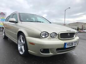 Jaguar X-Type 2.0D estate excellent condition service history