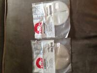 As ham stainless steel discs