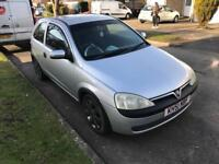 2002 (51 Plate) 1.0 Vauxhall Corsa - Perfect first time drivers car