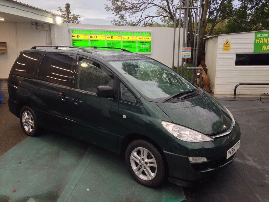 Toyota Previa*QUICK SALE*OPEN TO OFFERS*BARGAIN