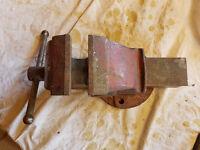 no3 metal working vise