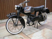 1965 mobylette spr 50cc moped