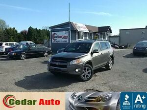 2011 Toyota RAV4 Ltd - Managers Special