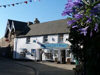 Sous Chef wanted for Cafe and Takeaway on Isles of Scilly