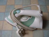 Clothes iron (steam/spray faulty)