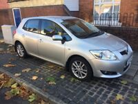 Toyota Auris 1.4 D4D Low Mileage for year