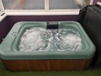 Hot Tub Spa 4 Seater Saratoga