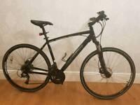 Merida crossway 40 hybrid road bike /like mountain bike carrera