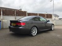 BMW 330d MSport Coupe