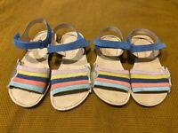 Mini Boden girls' sandals