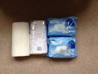 Reusable/Fabric/Cloth nappy disposable liners