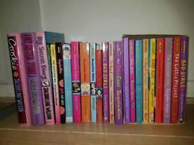 22 Jaquiline Wilson Books