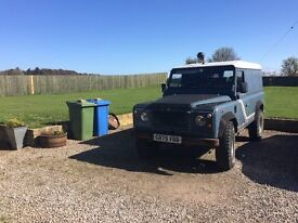 landrover 110 for sale paid £3000 for it