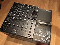 Pioneer DJM 900 NXS2 Mixer - Mint Condition ( CDJ 2000 NXS2 RMX 1000)