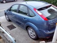Ford Focus 2.0 Ghia, automatic, for sale.