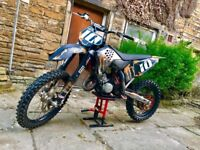 Ktm 125 not Cr kx yz crf yzf kxf rmz