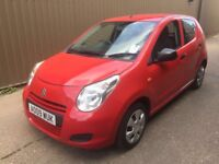 Low mileage and only £20 a year road tax 2009 Suzuki Alto 1.0 SZ3 5dr 12 months mot August 2019