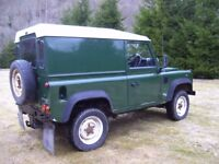 Land rover defender wanted (td5 / 4x4) diesel
