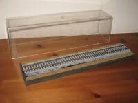 Model Train Display Case