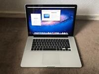 "MacBook Pro A1286 15"" intel core i5 laptop"