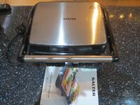 SALTER MARBLE PLATE HEALTH GRILL