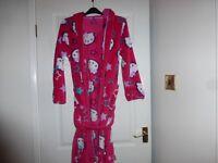 Girls housecoat