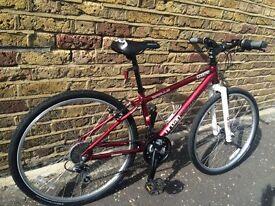 Apollo cosmo unisex mountain bike for sale