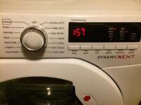 Hoover washing machine still under warranty