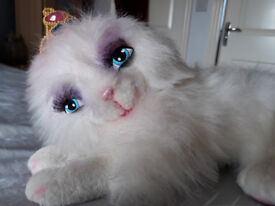 Barbie Serafina Interactive Cat Toy