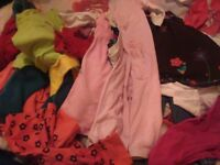 Bundle 9to12 months girls clothes