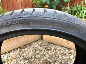 Continental Conti Sport Contact 3 265/30/R20 Used Tyre