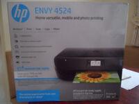 HP PRINTER ENVY 4524