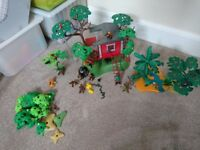 Huge bundle of playmobil