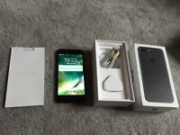Apple iPhone 7 Plus 32gb in matte black, locked to EE Network Only - Bargain !!