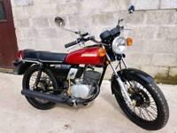 1978 Suzuki gp125