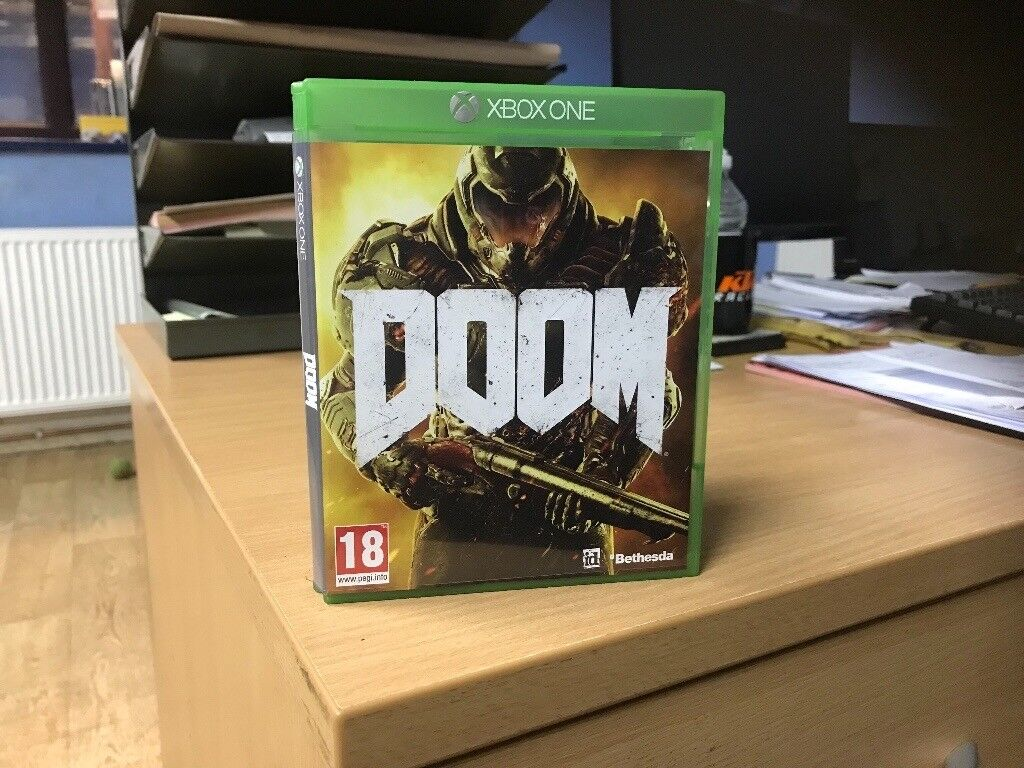 Doom for X Box One/S